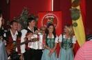GOLDVERLEIHUNG bei der Almdudler Seitenblickeparty im ORF am 21.09.2007