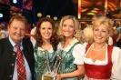 SIEG beim Finale zum Grand Prix der Volksmusik im ORF, ZDF, SF, RAI am 25.08.2007