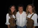 Galafestzelt in Hutthurm - S&M stehen mit Andy Borg auf der Bühne