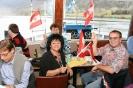 Schifffahrt auf der MS Bacchus in Miltenberg am 09.04.2012